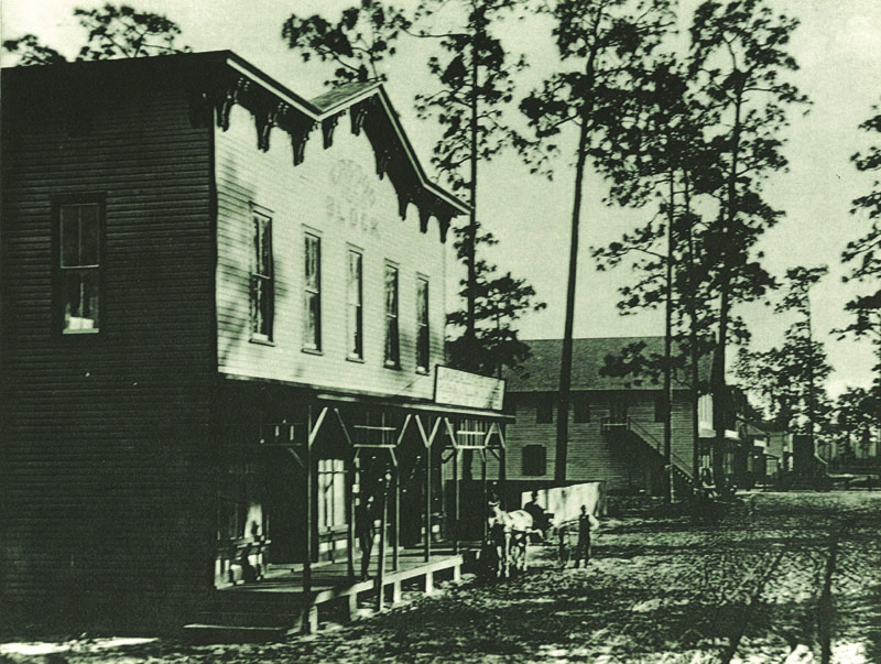 Image #10 - Exterior of Pioneer Store 1880's
