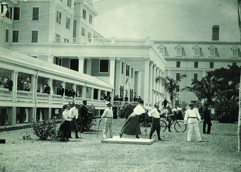 Image #13 - Seminole Hotel Lawn Games